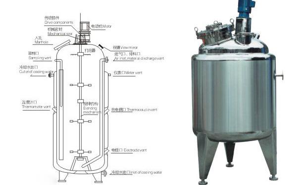 啤酒设备-发酵系统