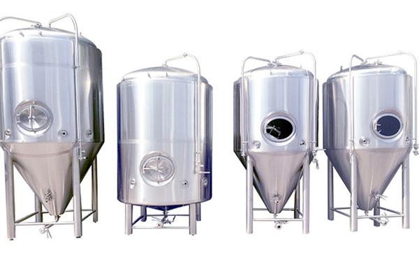 啤酒发酵设备-山东豪鲁